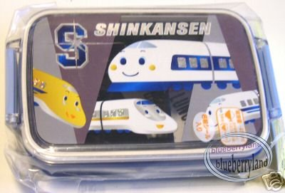Shinkansen Bento Lunch Box Food Container Microwave ok
