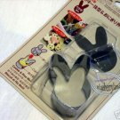 Japan SUSHI rabbit shape Cookie cutter Rice Mold set