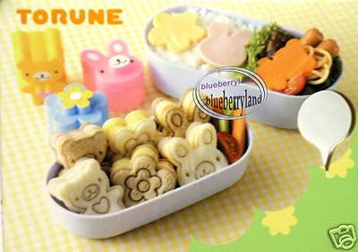 Japan Food Mold cutter cookie Cutters Molds set mould