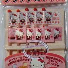 Japan Sanrio Hello Kitty 10 Food Picks Bento accessories Party