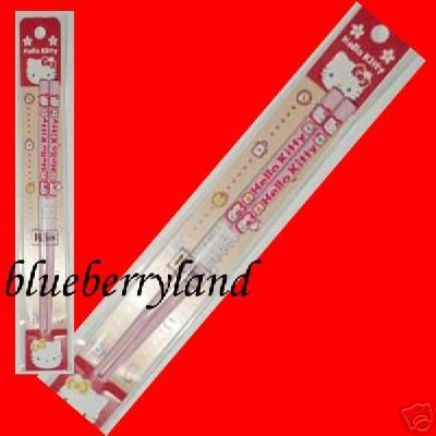 Sanrio HELLO KITTY Bento Chopsticks home cutlery pink PJM