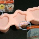 Japan Heart Bear Star Rice Mold mould Maker Bento Accessories