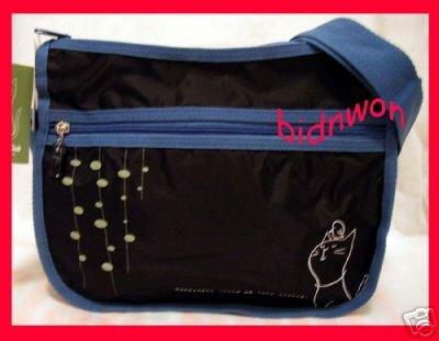 Cat Satchel Shoulder Bag Messenger Bag Back to School Shoulder Bag Purse Handbag Black