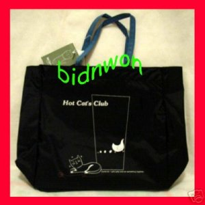 Cat Tote Satchel Tote Bag Back to School Tote Purse Shopping Weekend Bag