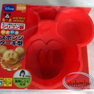Japan Mickey Mouse SILICON mold Cake Muffin Pudding Mould BIG
