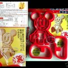 Japan Mickey Mouse Cookie Sandwich Cutters Mold mould Red