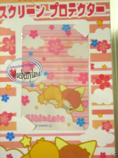 Sanrio Little Twin Stars iphone Mobile CELL PHONE SCREEN PROTECTOR STICKER skin