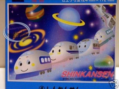Sanrio SHINKANSEN 60 PCS Jigsaw Puzzle games TOY Japan