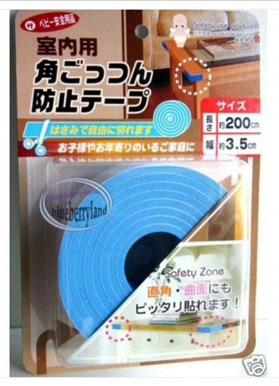 Japan Baby Protective Safety Cover Strap Corner Edge child