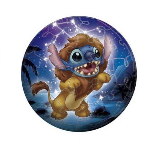 Disney Stitch 3d 60 Pcs Jigsaw Puzzle Games Set Leo