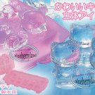 Sanrio Hello Kitty Ice Cube Rack Tray Mold Mould Maker woman kids ladies
