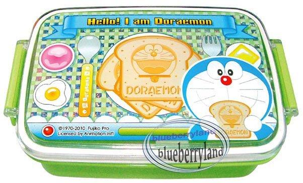 doraemon bento lunchbox lunch box food container case. Black Bedroom Furniture Sets. Home Design Ideas