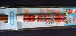 Sanrio HELLO KITTY Chopsticks bento acc ladies