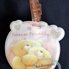 Forever Friends Luggage Name Tag holder Travel school bag