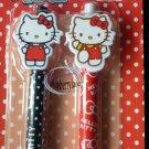 HELLO KITTY Ball Pen Mechanical Pencil set stationer R