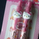HELLO KITTY Ball Pen Mechanical Pencil set stationer P