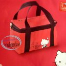 Sanrio Hello Kitty Insulated Cooler warmer BAG Bento Lunch Bag Red