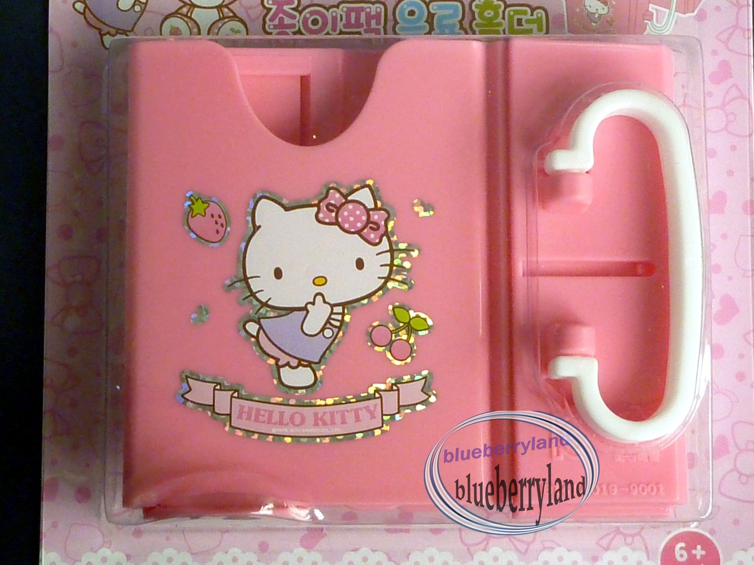 Sanrio Hello Kitty Kid Baby milk juice Drinking box Holder