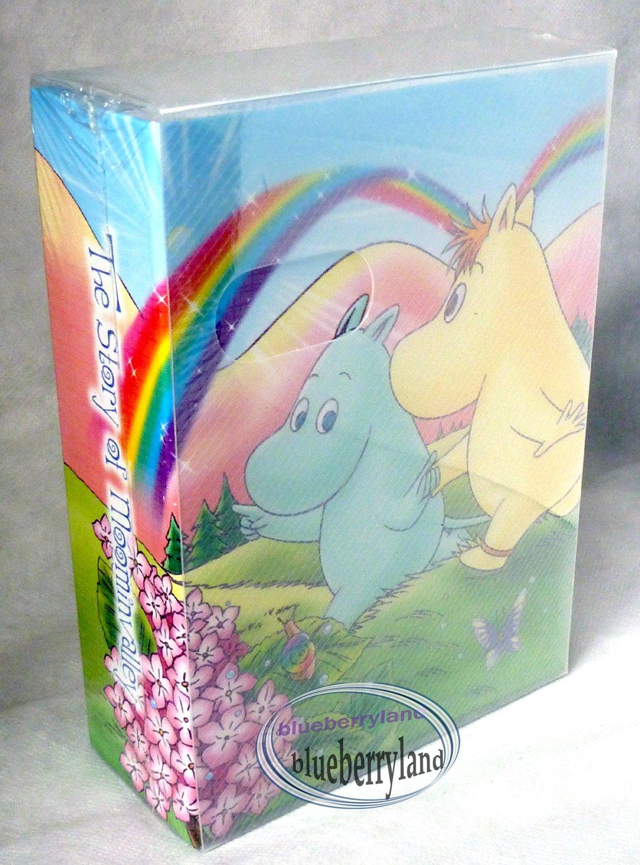 Moominvalley MOOMIN 4 x 6 INCH 4R Photo Album for 100 Pcs