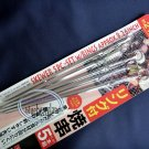 "Japan Reusable Skewers 8.26"" Rod Grill Shish Kebab BBQ 5-pcs Set"