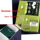 Japan Green Tea Scent 350 Sticks Incense  Home Fragrance