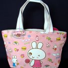 School Sports Beach Weekend Tote BAG purse Handbag Pink