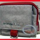 Stylish Hot Cat's Club Cat Coin wallet bag ID card key purse