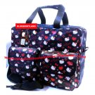 Sanrio HELLO KITTY Satchel Shoulder Bag School Weekend Travel bag purse Handbag