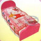 Sanrio Hello Kitty Blanket 130 x 160cm for girls ladies women  bedding