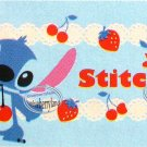 Disney Stitch Fleece Blanket Baby kids child bedding bedroom