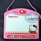 Sanrio Hello Kitty Children Small White Board with Marker and Oval Eraser