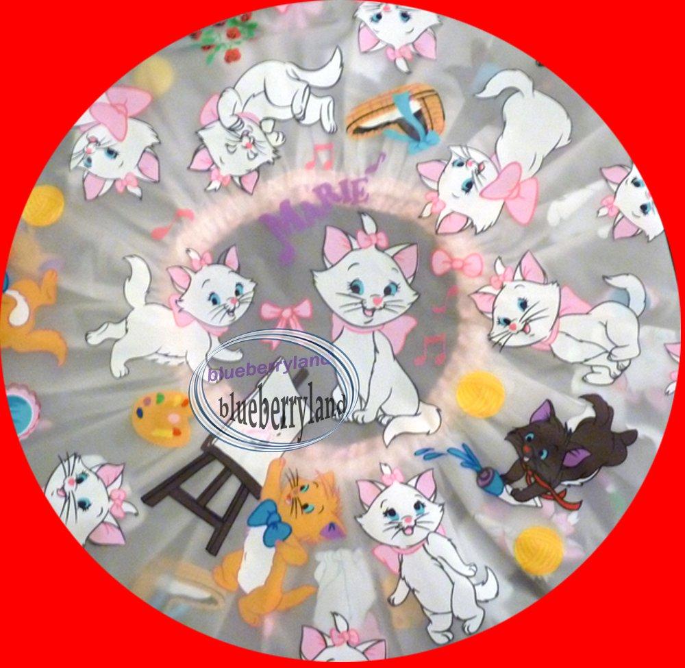 Disney Marie Shower Cap for Children Adult bathroom ladies girl kids cat
