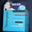 Neutrogena Hydro Boost Night Concentrate Sleeping Pack 50g New in Box