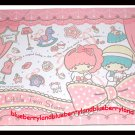Japan Sanrio Little Twin Stars Computer Mouse pad PC Pink