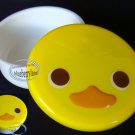 Japan Duck Face Die-Cut Snack Food Bento Box Container Case BABY snacks kids