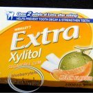 Wrigley&#39;s EXTRA Xylitol Sugarfree gum Melon flovour 2 packs