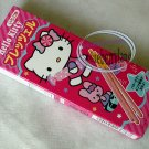 JAPAN Kabaya Hello Kitty Strawberry Coated Biscuit Sticks snack x 2 Boxes