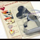 Japan SUSHI Rice Mold set HEART shape Cookie cutter