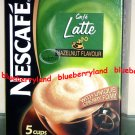Nescafe Latte Hazelnut Coffee mix Nestle 5 sachet instant drink home office