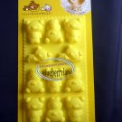San -X Rilakkuma Bear Silicon Mold Chocolate Ice Cube Mould