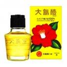 Japan Oshima Tsubaki Camellia Hair Care Oil 40ml