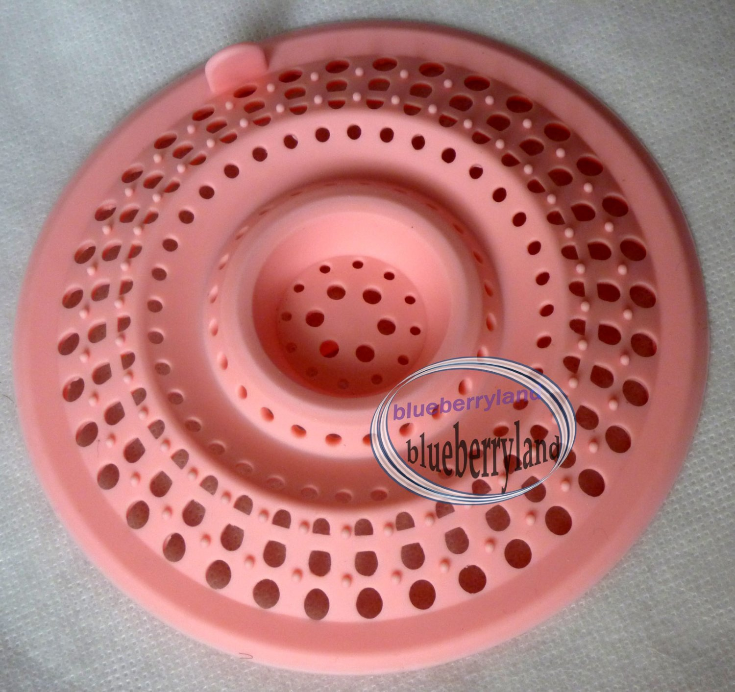 Japan Silicone Bath Hair Catcher Stopper Shower Drain