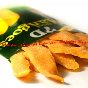 7D Philippine Dried Mangoes Mango Sweets snack ladies girl