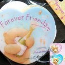 Forever Friends 4 Coasters Set kitchen bear Household