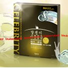 Korea CELEBRITY Snail Extract Moisturizing Gel Facial Mask 3 Pieces Set New in Box