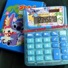 Disney Stitch Electronic Desktop Calculator stationery women girls boys