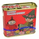 Japan Sakuma Moomin Can Fruit Drops Candy sweets Candies snack kids MS