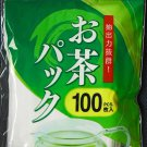 Loose Leaf Tea Filter Disposable Bag 100pcs set Herb ~ Japan Imported