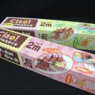 Japan 20cm x 2m (meter) Tin Foil Aluminum Roll Sheet Strawberry Lemon