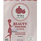 BEAUTY FRIENDS SEASON 2 Pomegranate Essence Facial Mask Sheet  Korea